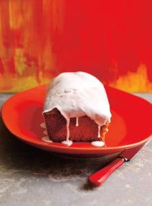 cake orange sanguine