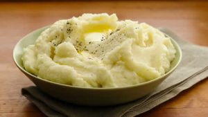 Puree de pommes de terre