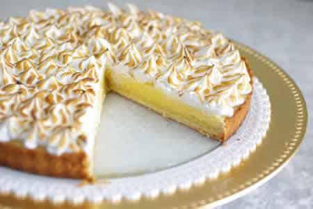 Tarte citron meringu e recette facile pour votre dessert - Recette tarte citron meringuee ...