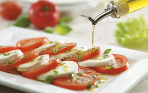 tomates mozzarella