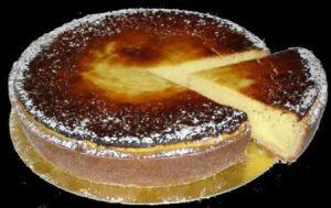 tarte alsacienne sucree au fromage blanc