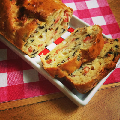 Companion Recette Cake Aux Olives
