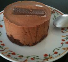 croquant chocolat praline avec thermomix