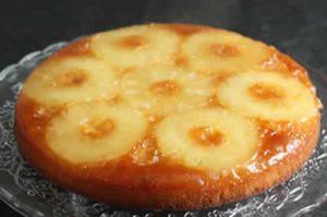 gateau au yaourt ananas