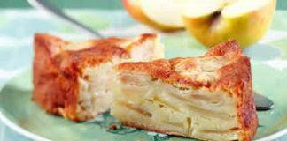 Gâteau au yaourt et pommes avec Thermomix