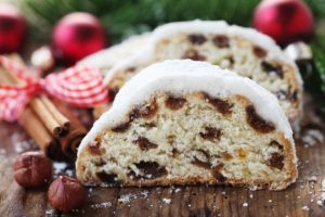 Gâteau de Noël allemand