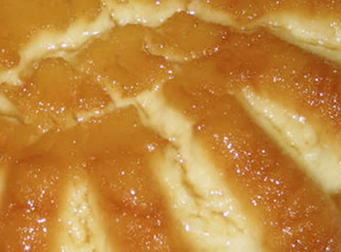 Recette thermomix dessert gateau de semoule
