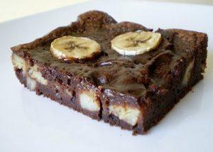 Gâteau banane et chocolat thermomix