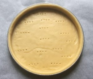 pate sablee avec thermomix