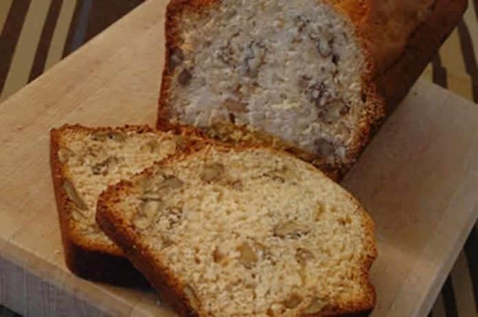 pain aux noix express avec thermomix
