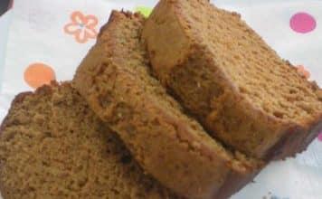 pain epices au lait damandes avec thermomix