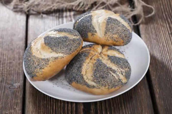 petits pains aux graines avec thermomix