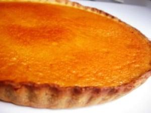 tarte orange avec thermomix