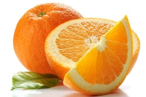 orange vitamine c