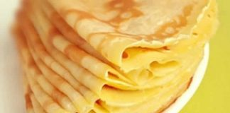 pate crepes avec thermomix