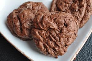 biscuits au chocolat sans gluten
