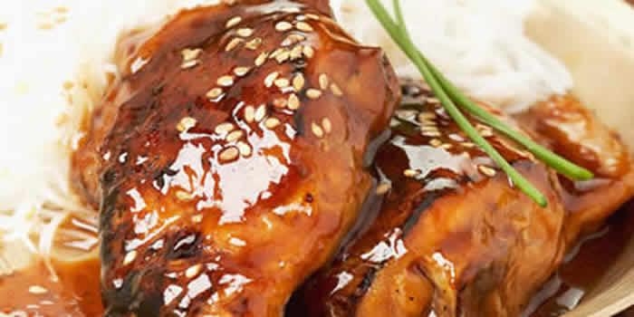Cuisses de poulet au citron et au miel avec thermomix - Cuisiner des cuisses de poulet ...