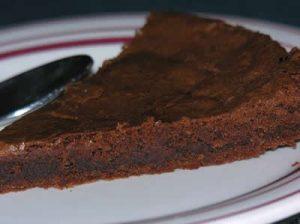 gateau au chocolat delicieux avec thermomix