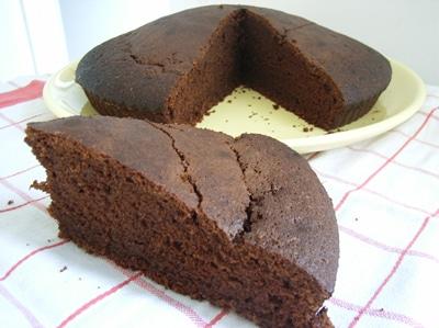 gateau au chocolat fondant rapide et facile - recette maison.