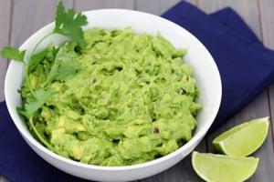 guacamole avec thermomix