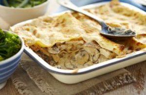 lasagne vegetarienne sans gluten