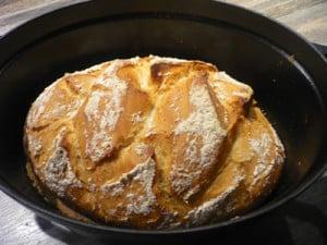 pain cocote avec thermomix