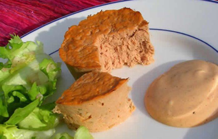pain de thon avec cookeo