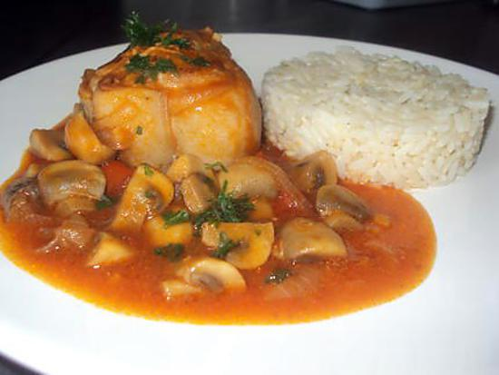 Paupiettes de veau sauce et tomate avec cookeo recette facile - Paupiette de porc recette ...