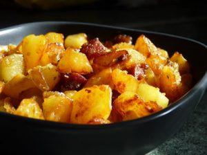 pommes de terre sautees avec cookeo