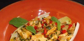 poulet yakitori avec cookeo