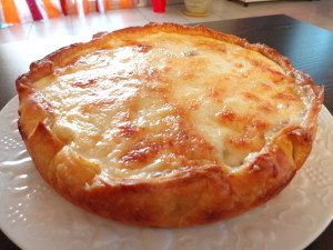 quiche-a-la-mozzarella-avec-thermomix
