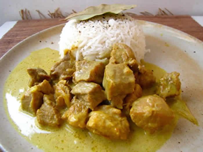Saute de porc au curry avec cookeo recette facile pour vous - Cuisiner le saute de porc ...