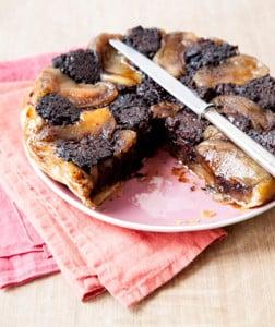 tarte compote de pomme et boudin noir avec thermomix