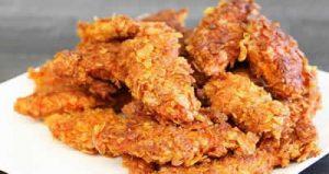 blancs de poulet chips cookeo