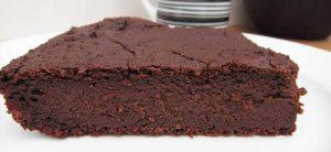 gateau chocolat sans gluten