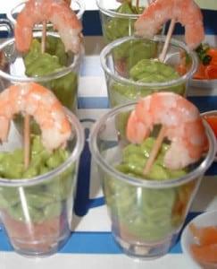 guacamole avocat et saumon avec thermomix