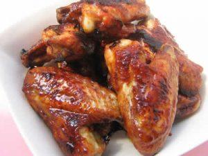 poulet avec sauce soja facile