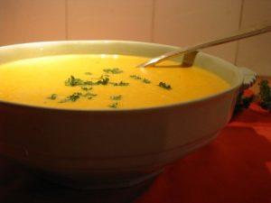 soupe des 7 legumes avec thermomix