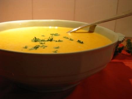 Soupe Des 7 Legumes Avec Thermomix Recette Facile