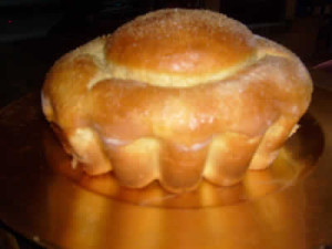 Brioche facile thermomix