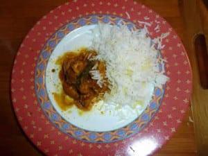 Cari de poulet au gingembre avec cookeo recette facile - Cuisiner le gingembre ...