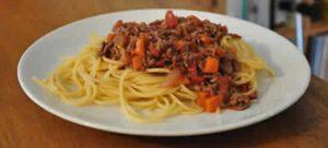 carottes bolognais cookeo