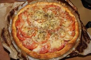 quiche mozzarella et thon