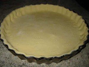 kitchenaid Pâte brisée