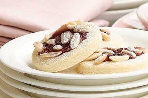 biscuit confiture