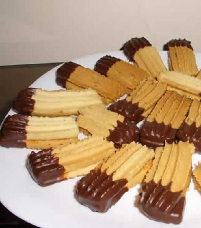 Biscuit chocolat noir