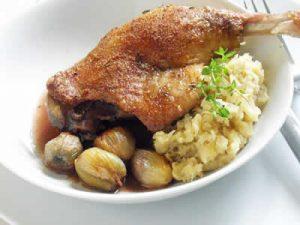 canard navets recette facile