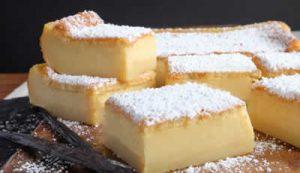 recette gateau magique vanille