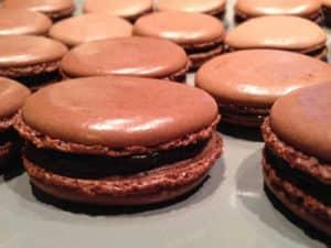Recette Macarons chocolat