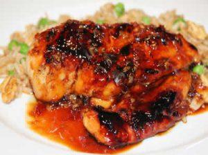 recette poulet bulgare